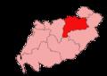 Midlothian South, Tweeddale and Lauderdale (constituency) 2011.png