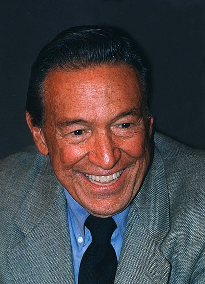 Mike Wallace, American journalist, game show host and actor