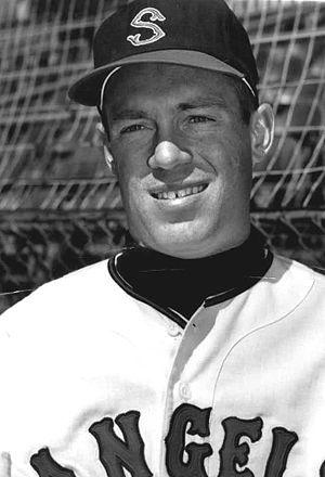 Mike White (baseball) - Image: Mike White baseball