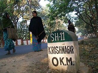 Krishnanagar, Nadia - Krishnanagar