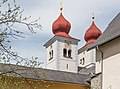 Millstatt Pfarrkirche Christus Salvator Sued-Ansicht 20042015 2324.jpg