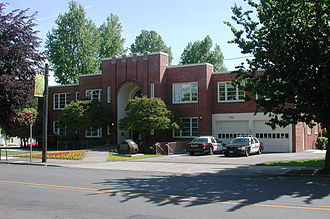 Milwaukie, Oregon - Milwaukie City Hall