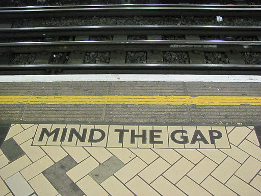 Mind the gap 2
