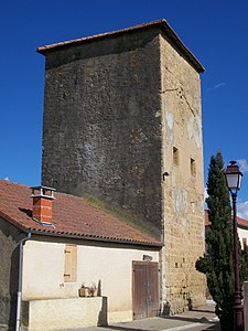 Miramont-d'Astarac Tower, Gers, France.JPG
