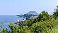 Misenum seen from Baia Castello - near Pozzuoli - Campania - Italy - July 11th 2013.jpg