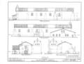 Mission Santa Inez, State Highway 150, Solvang, Santa Barbara County, CA HABS CAL,42-SOLV,1- (sheet 2 of 11).png