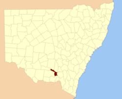 Mitchell NSW