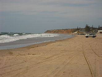 Moana, South Australia - Moana beach