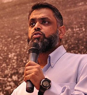 Moazzam Begg British Pakistani formerly held in Guantanamo Bay