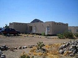 Mobile home wikipedia la enciclopedia libre for Adobe modular homes