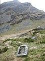 Moelwyn Mawr from the Moelwyn Bach trough - geograph.org.uk - 1578429.jpg