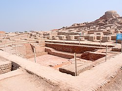 Great Bath, Mohenjo-daro - Wikipedia
