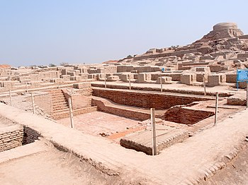 English: Mohenjo-daro