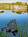 Mohonk Mountain House 2011 Fishing Gazebo Against Cliff FRD 3059.jpg