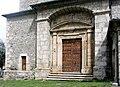 Molinaseca Igl SanNicolas de Bari-Church Portal.jpg