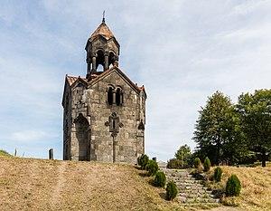 Haghpat Monastery - Image: Monasterio de Haghpat, Armenia, 2016 09 30, DD 05