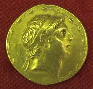 Demetrius I Soter - Coin 162-150 ac.
