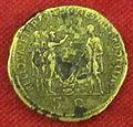 Monetiere di fi, moneta romana imperiale di adriano che fa propaganda sul rogo dei registri dei debitori.JPG