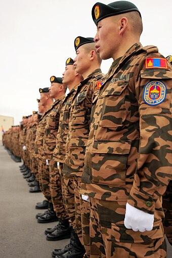 soldat beret rouge