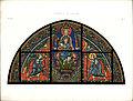 Monografie de la Cathedrale de Chartres - Atlas - Vitrail de la vie de Jesus Christ Feuille E - Chromo-lithographie.jpg