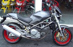 Ducati Monster S4 del 2002