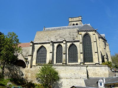 Collégiale Notre-Dame de Montataire