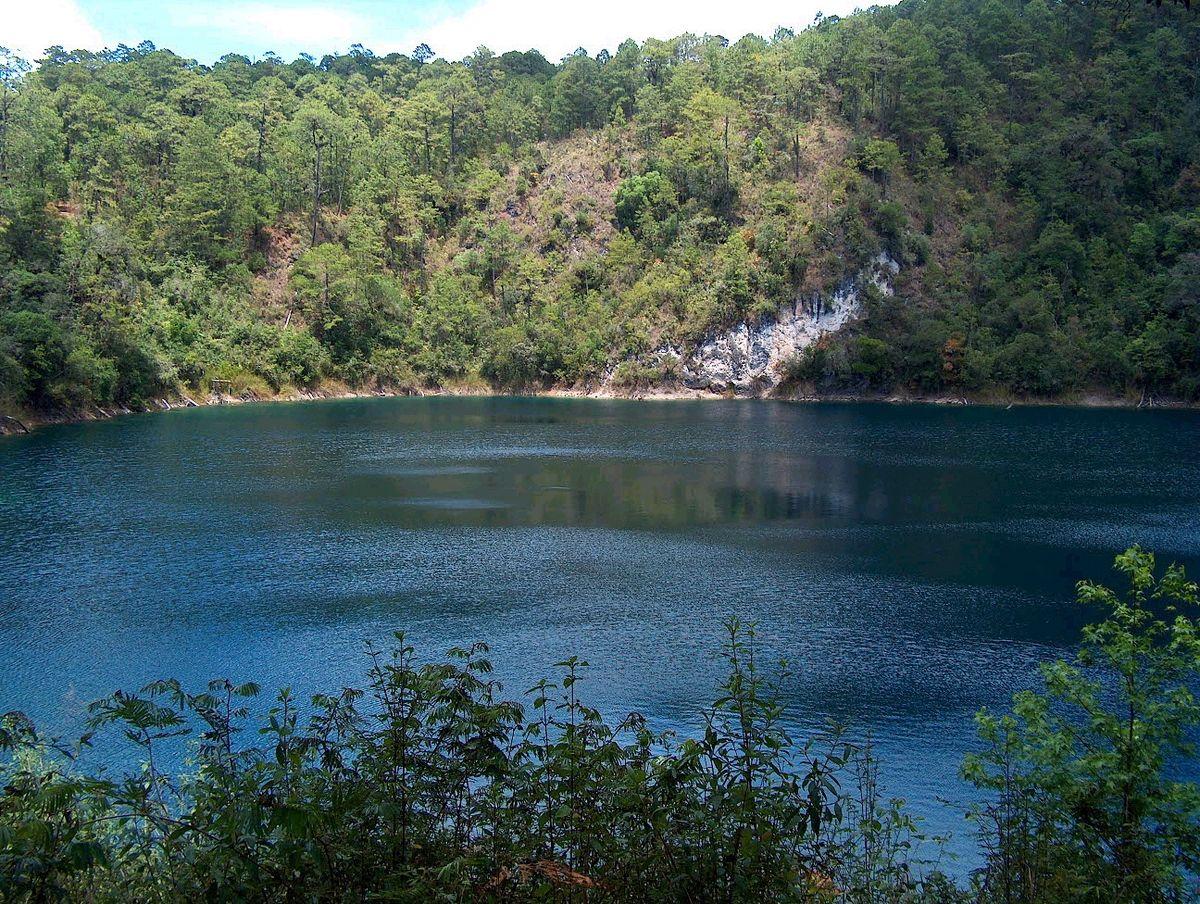 parque nacional lagunas de montebello wikipedia la
