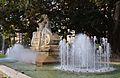 Monument al Doctor Moliner de València, font.JPG