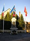 Monument morts Briouze 61220 France.jpg