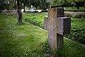Monumental cemetery graves Arthur-Menge-Ufer Mitte Hannover Germany.jpg