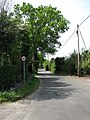 Moor Road towards junction with A149 - geograph.org.uk - 798319.jpg