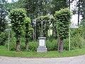Morgny-en-Thiérache (Aisne) croix de chemin.JPG