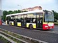 Most, Rudolická, městský autobus DPmML - SOR (02).jpg