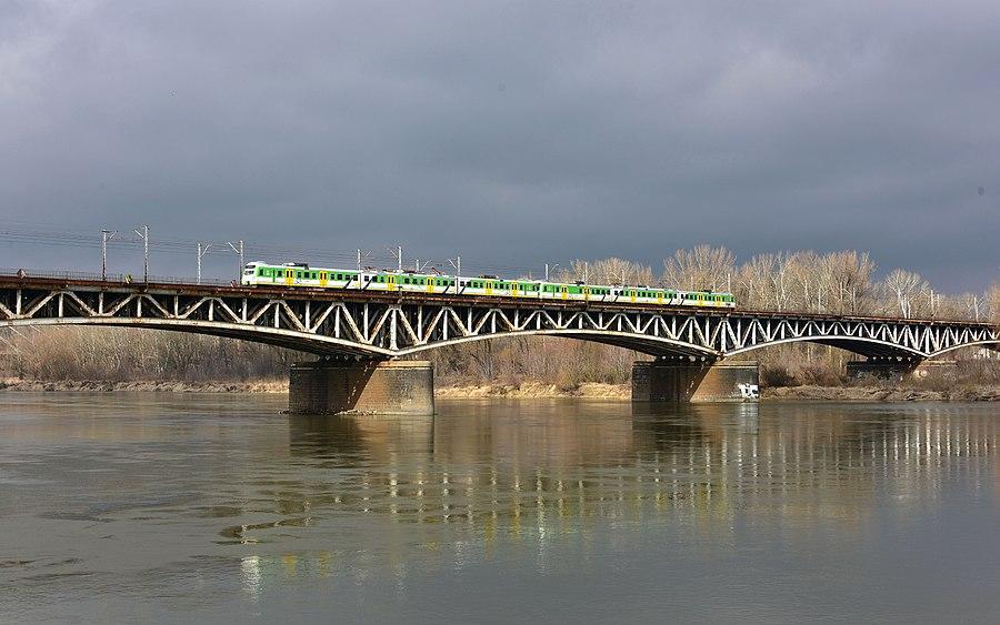 Średnicowy Bridge