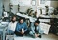 Mostafa Chamran,Ehsan Shariati and Ebrahim Yazdi.jpg