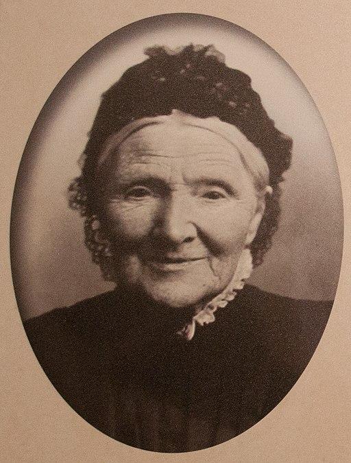 """Portrait of the Artist's Mother"" by Vincent van Gogh"
