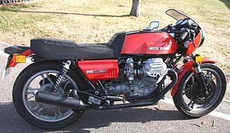 Moto Guzzi - Moto Guzzi Le Mans 850