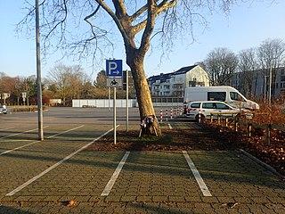 Motorradparkplatz P1 Mühlenstraße