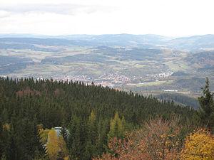 Kleť Observatory - Image: Mount Klet