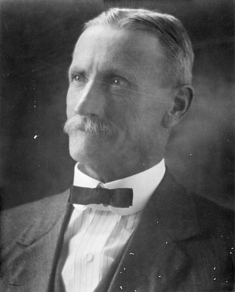 City of Townsville - Anthony Ogden, Mayor of Townsville, 1924-1926