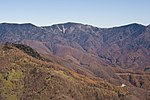 Mt.Karisakarei from Mt.Kentoku 01.jpg