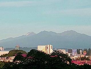Mount Apo highest mountain in the Philippines