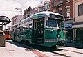 Muni 1053 at 17th and Castro, May 2001.jpg