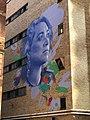 Mural in Edison Lane, Brisbane 02.jpg