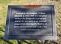 Mural test plaque, Hatfield.jpg