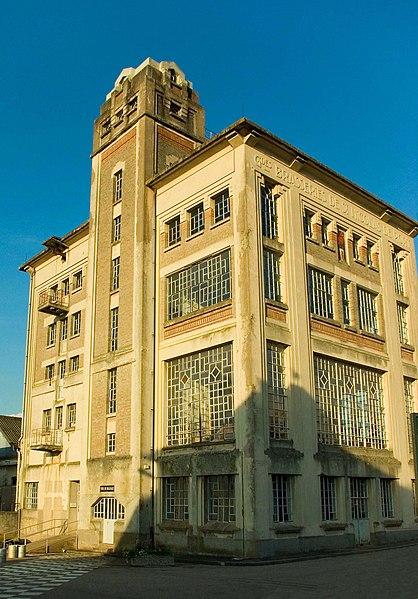 Tour de brassage du Musée de la brasserie