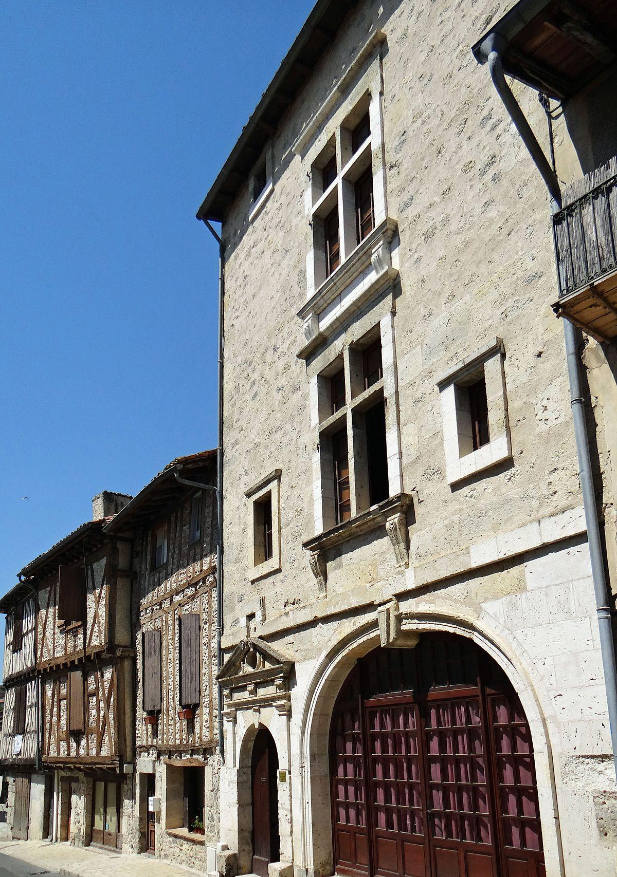 Maison de sully n rac wikip dia - Maison en prefabrique france ...