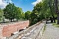 Nürnberg, Stadtbefestigung, Graben an der Neutormauer 20170616 001.jpg