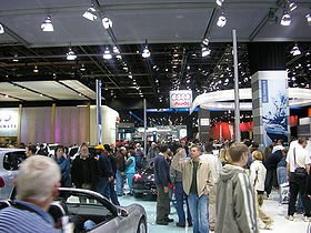 Salon international de l'automobile d'Amérique du Nord