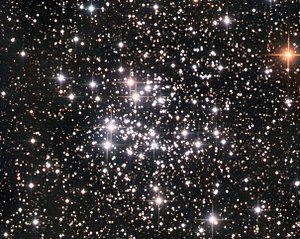 NGC 663 - Image: NGC663 Open Cluster in Cassopeia